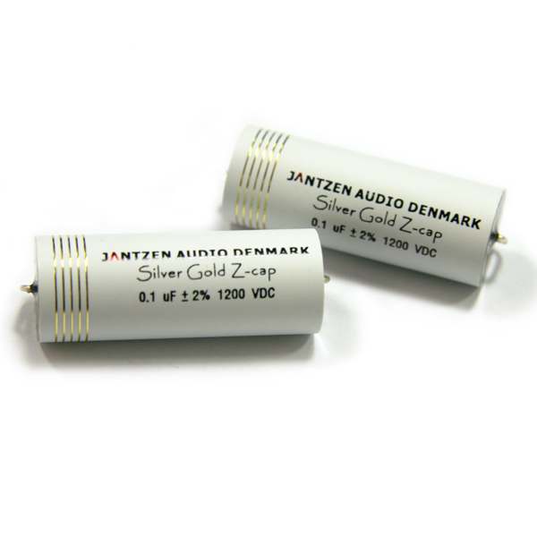 Конденсатор Jantzen MKP Silver Gold Z-Cap 800 VDC 0.47 uF шр 22 800