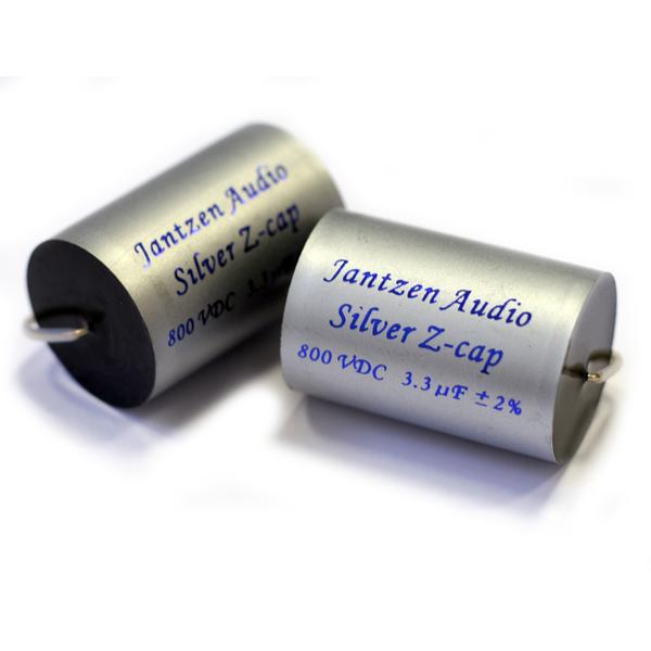 Конденсатор Jantzen MKP Silver Z-Cap 800 VDC 2% 18 uF конденсатор jantzen mkp silver z cap 800 vdc 2