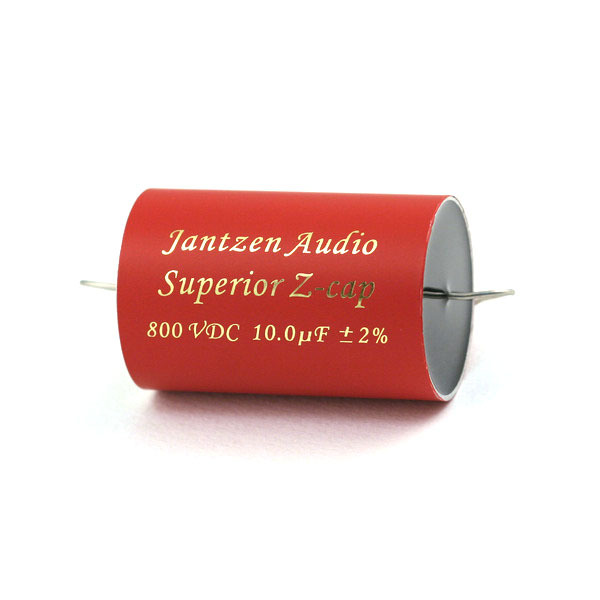 Конденсатор Jantzen MKP  Superior Z-Cap 800 VDC 2% 10 uF конденсатор jantzen mkp superior z cap 800 vdc 2% 18 uf