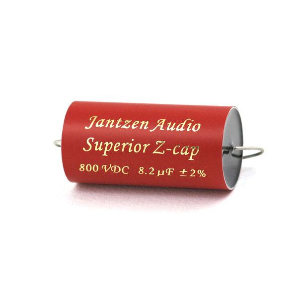 Конденсатор Jantzen MKP Superior Z-Cap 800 VDC 2% 8.2 uF конденсатор jantzen alumen z cap 100v 3 3 uf