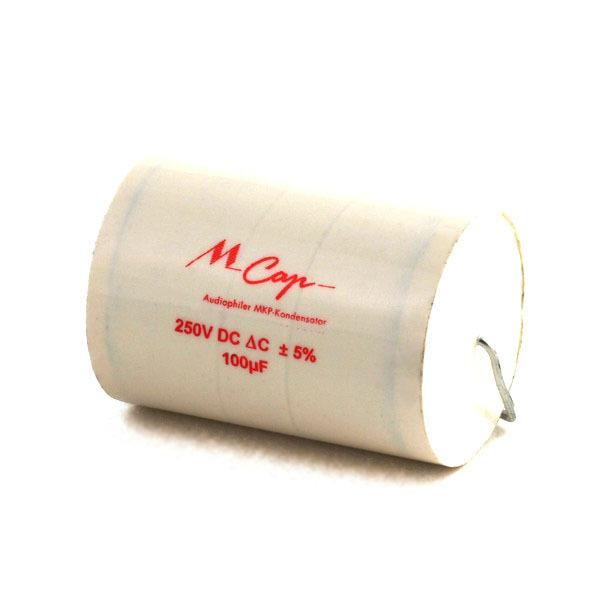Конденсатор Mundorf MKP MCap 250 VDC 100 uF конденсатор mundorf mkp mcap zn 100 vdc 3 9 uf