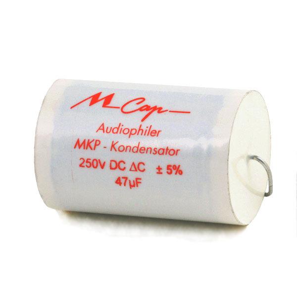 Конденсатор Mundorf MKP Mcap 250 VDC 47 uF
