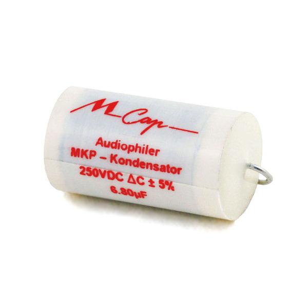 Конденсатор Mundorf MKP MCap 250 VDC 6.8 uF конденсатор mundorf mkp mcap zn 100 vdc 3 9 uf