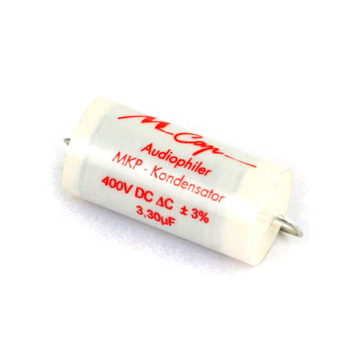 все цены на Конденсатор Mundorf MKP MCap 400 VDC 3.3 uF онлайн