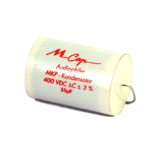 все цены на Конденсатор Mundorf MKP MCap 400 VDC 33 uF онлайн
