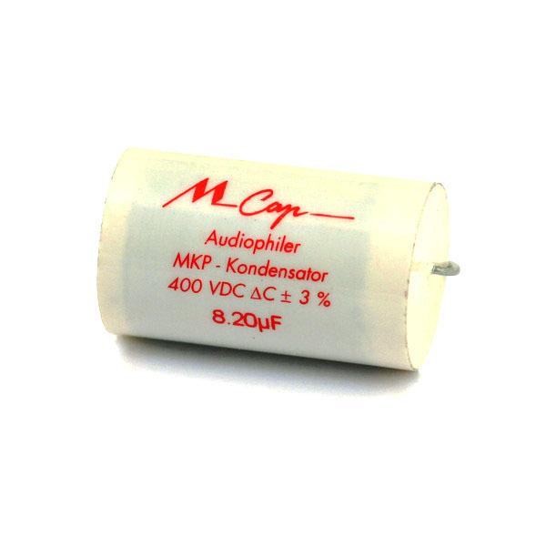все цены на Конденсатор Mundorf MKP MCap 400 VDC 8.2 uF онлайн
