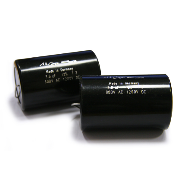 Конденсатор Mundorf MKP MCap Supreme silver/oil 1000 VDC 10 uF конденсатор mundorf tubecap 1000 vdc 10 uf