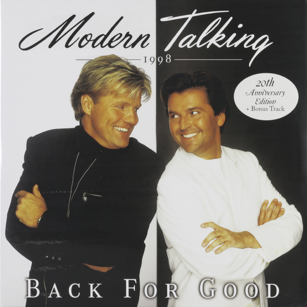 Modern Talking Modern Talking - Back For Good (20 Anniversary) (2 Lp, 180 Gr) люстра ideal lux caesar caesar sp12 cromo