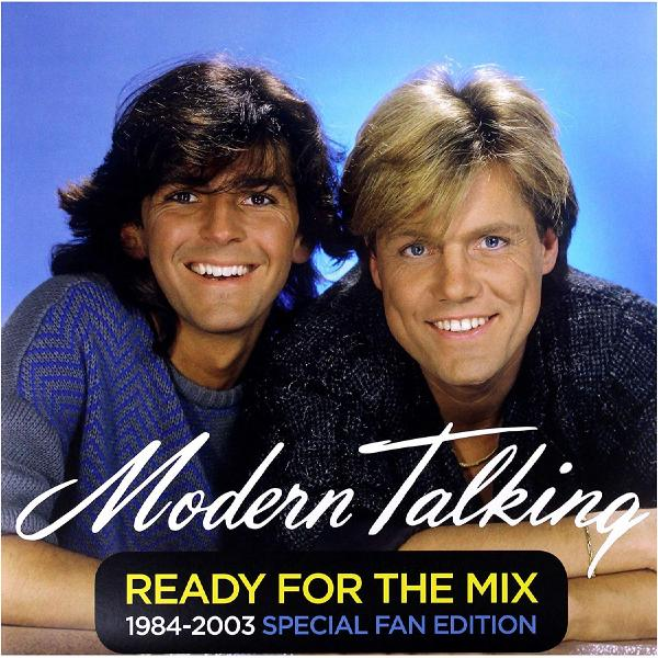 Modern Talking Modern Talking - Ready For The Mix 1984-2003 Special Fan Edition (2 Lp, 180 Gr, Colour)
