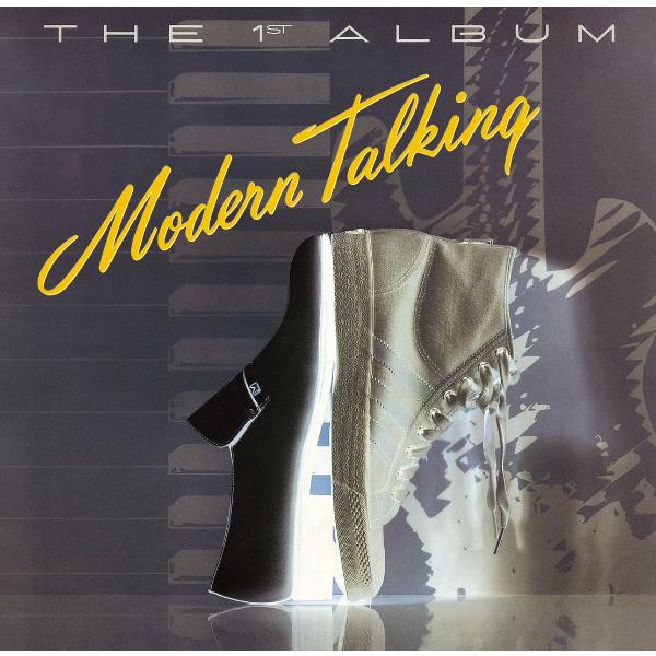 Modern Talking - The 1st Album (only In Russia) (remastered, Colour, 180 Gr)