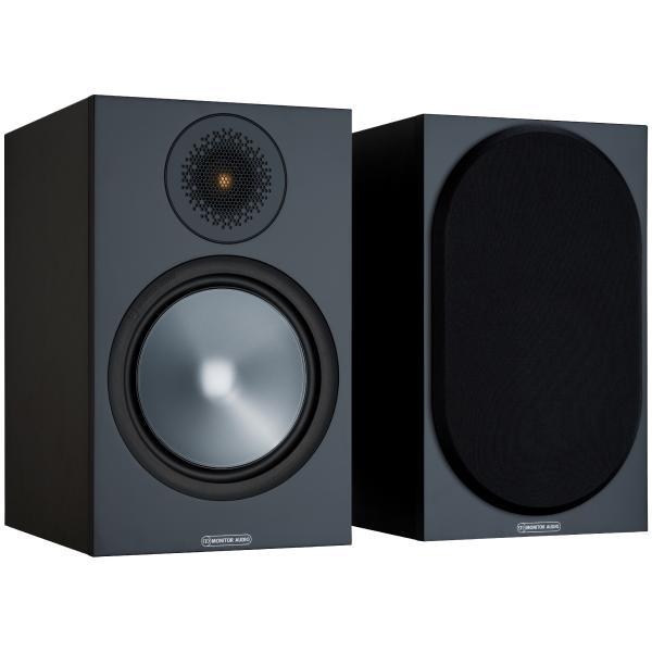 Полочная акустика Monitor Audio Bronze 100 6G Black