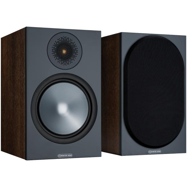 Полочная акустика Monitor Audio Bronze 100 6G Walnut