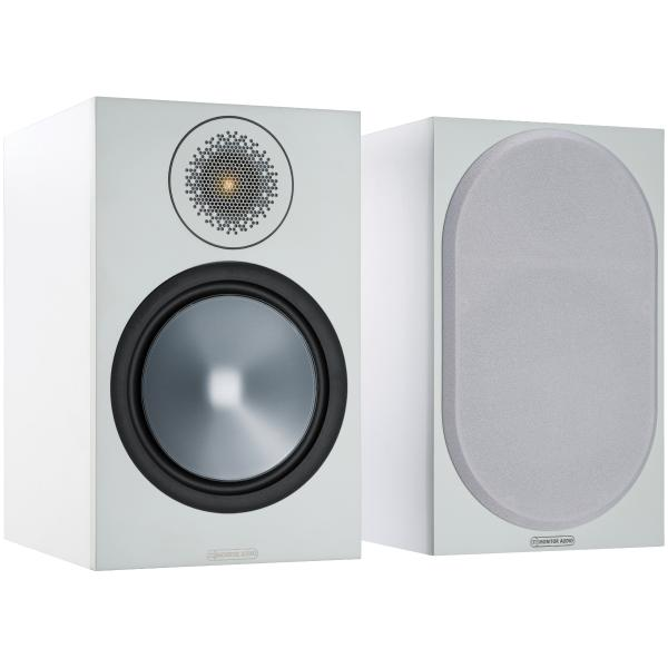 Полочная акустика Monitor Audio Bronze 100 6G White