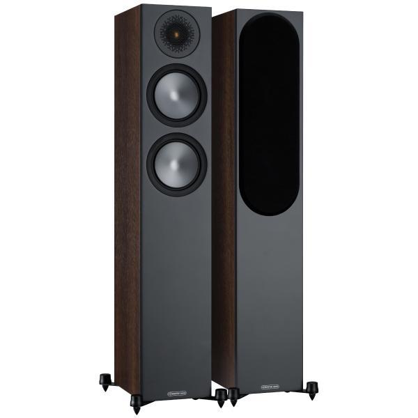 Напольная акустика Monitor Audio Bronze 200 6G Walnut