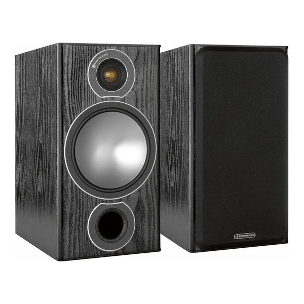 Полочная акустика Monitor Audio Bronze 2 Black Oak monitor audio silver 2 black oak