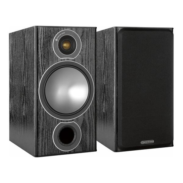 Полочная акустика Monitor Audio Bronze 2 Black Oak (уценённый товар)