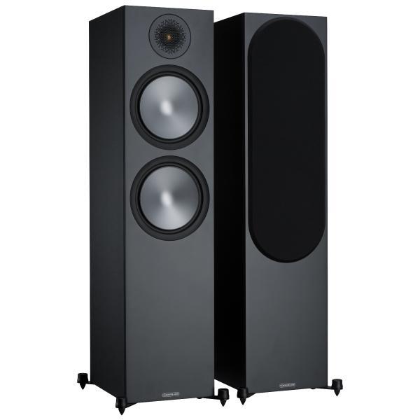 Напольная акустика Monitor Audio Bronze 500 6G Black