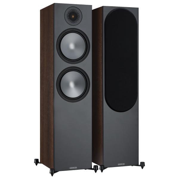 Напольная акустика Monitor Audio Bronze 500 6G Walnut