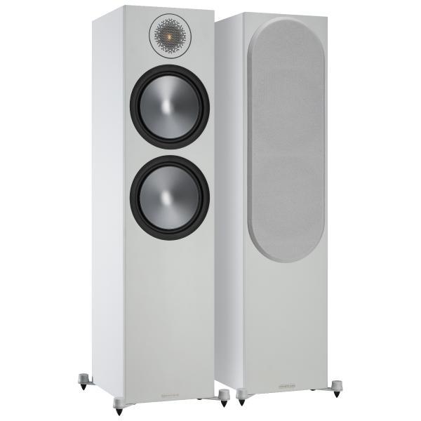 Напольная акустика Monitor Audio Bronze 500 6G White