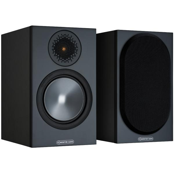 Полочная акустика Monitor Audio Bronze 50 6G Black