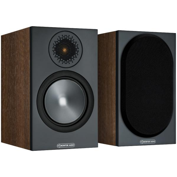 Полочная акустика Monitor Audio Bronze 50 6G Walnut