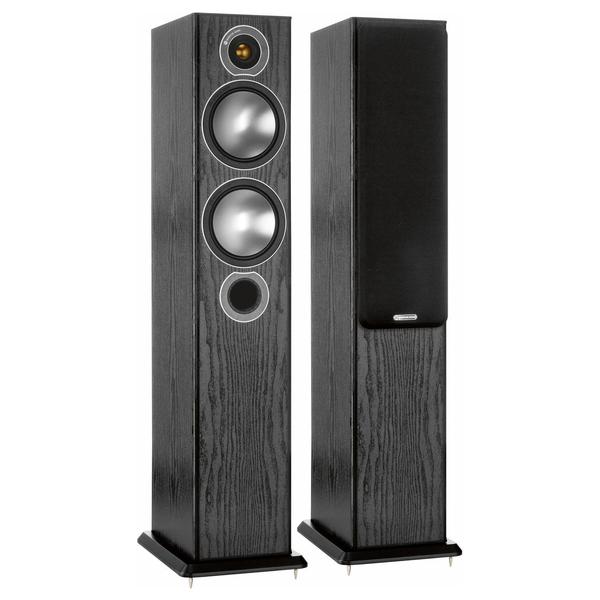Напольная акустика Monitor Audio Bronze 5 Black Oak (уценённый товар)