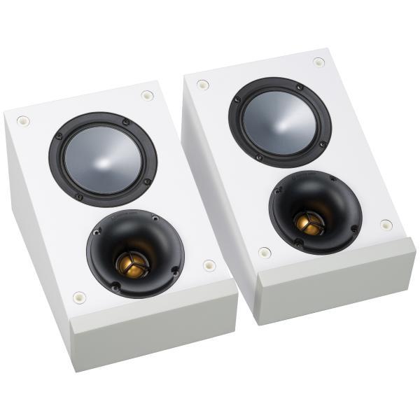 Специальная тыловая акустика Monitor Audio Bronze Atmos 6G White специальная тыловая акустика legacy audio phantom hd black pearl