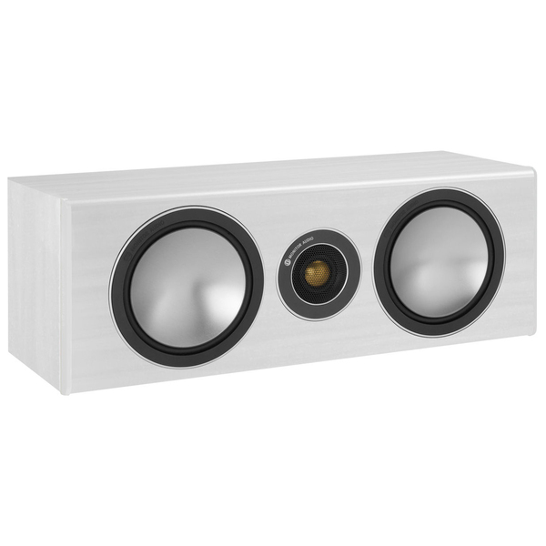 Центральный громкоговоритель Monitor Audio Bronze Centre White Ash центральный канал monitor audio bronze centre white ash