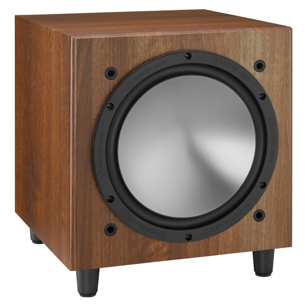 Активный сабвуфер Monitor Audio Bronze W10 Walnut audio physic tempo 25 walnut