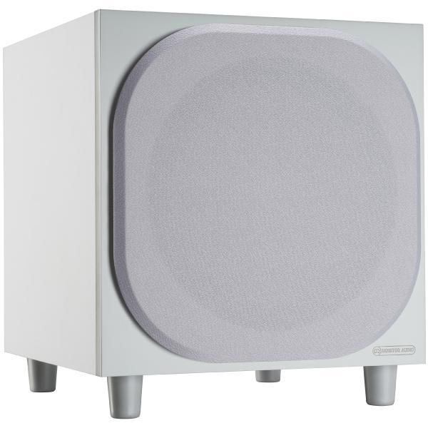 Активный сабвуфер Monitor Audio Bronze W10 6G White активный сабвуфер monitor audio bronze w10 6g white