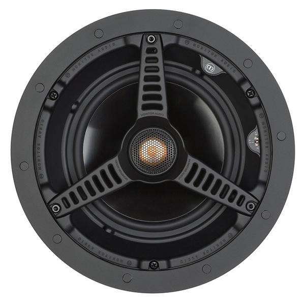 Встраиваемая акустика Monitor Audio C165 (1 шт.) встраиваемая акустика monitor audio pro 80 1 шт