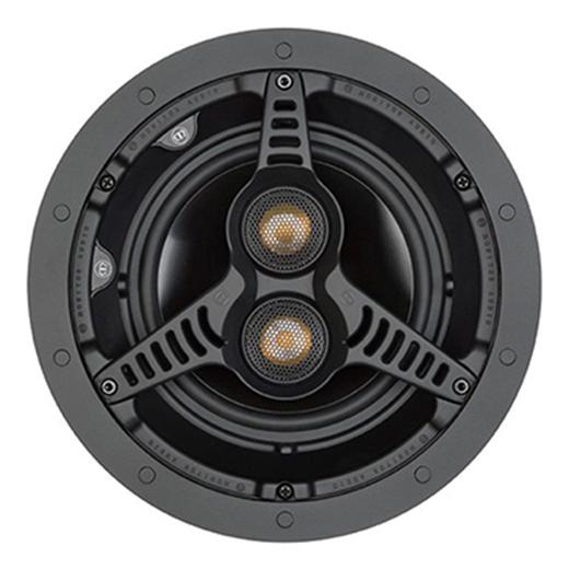 Встраиваемая акустика Monitor Audio C165-T2 (1 шт.) monitor audio wt380idc встраиваемая акустическая система white
