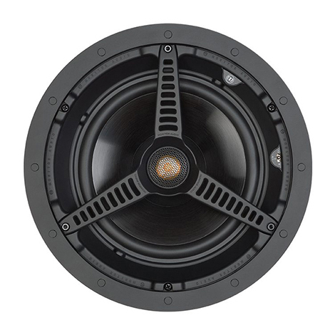 Влагостойкая встраиваемая акустика Monitor Audio C180 (1 шт.) центральный громкоговоритель monitor audio gold c150 piano black