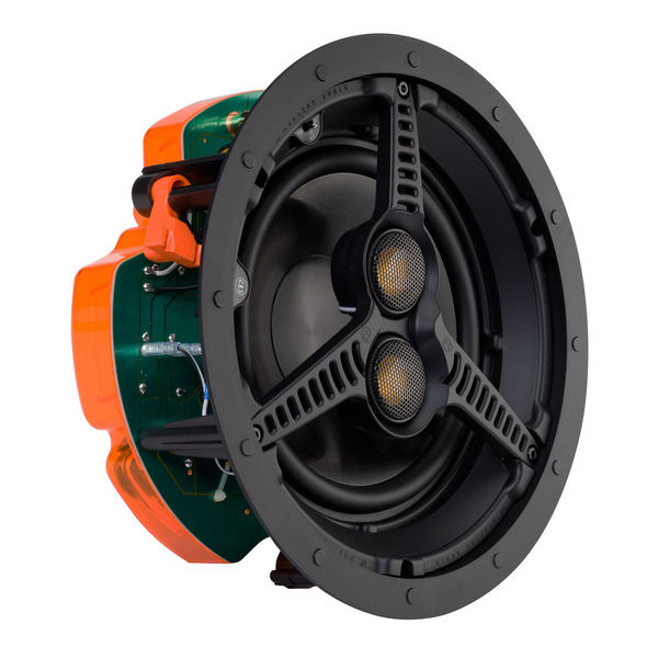 Встраиваемая акустика Monitor Audio C180-T2 (1 шт.) встраиваемая акустика monitor audio cs240 1 шт