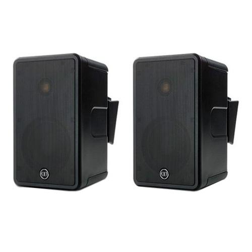 Всепогодная акустика Monitor Audio Climate 50 Black усилители для фонового озвучивания cloud 46 50
