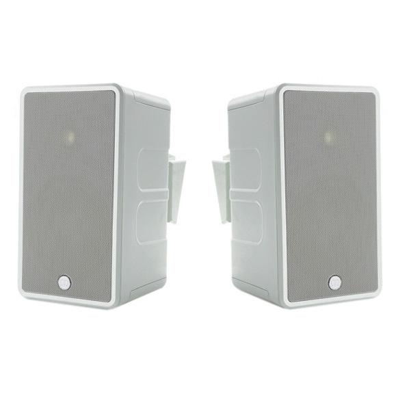 Всепогодная акустика Monitor Audio Climate 50 White усилители для фонового озвучивания cloud 46 50