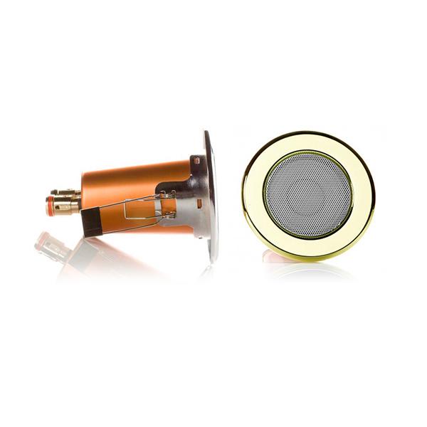 Встраиваемая акустика Monitor Audio CPC 120 Brass (пара) monitor audio cwt180 s встраиваемая акустическая система grey