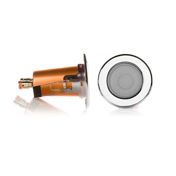 Встраиваемая акустика Monitor Audio CPC 120 Chrome (пара) monitor audio cwt180 s встраиваемая акустическая система grey