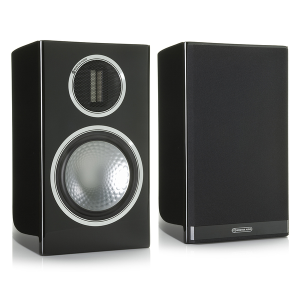Полочная акустика Monitor Audio Gold 100 Piano Black акустика центрального канала vienna acoustics theatro piano black