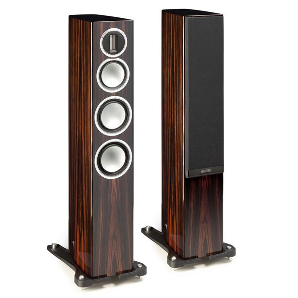 Напольная акустика Monitor Audio Gold 200 Piano Ebony центральный громкоговоритель monitor audio gold c150 piano black