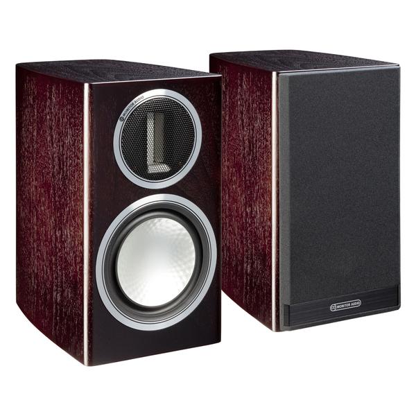 Полочная акустика Monitor Audio Gold 50 Dark Walnut центральный громкоговоритель monitor audio gold c150 dark walnut