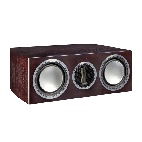 Центральный громкоговоритель Monitor Audio Gold C150 Dark Walnut центральный канал monitor audio silver c150