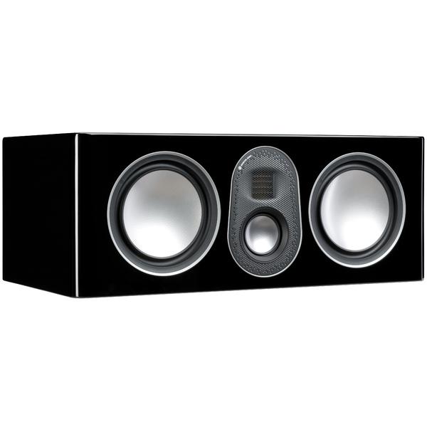 Центральный громкоговоритель Monitor Audio Gold C250 5G Piano Black центральный громкоговоритель monitor audio gold c350 piano white