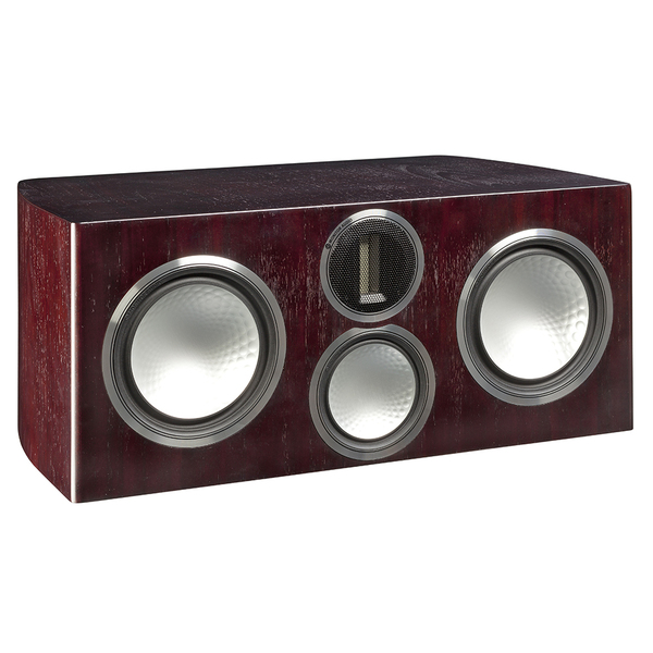 Центральный громкоговоритель Monitor Audio Gold C350 Dark Walnut акустика центрального канала paradigm prestige 45c black walnut
