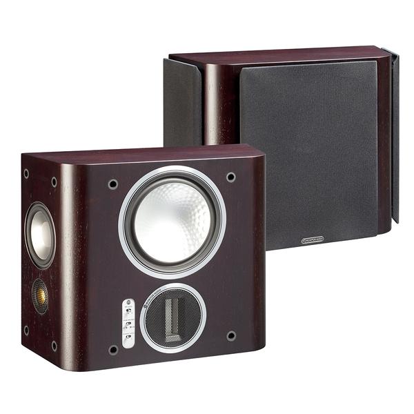 Специальная тыловая акустика Monitor Audio Gold FX Dark Walnut fx audio d802 hifi digital amplifier remote control usb optical fiber coaxial input 192khz 80w 2 with no power supply