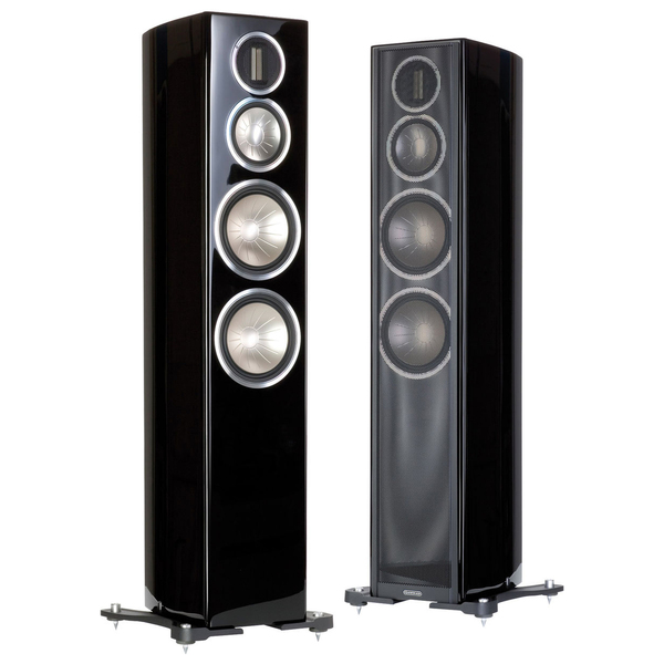 Напольная акустика Monitor Audio Gold GX300 Piano Black джинсы burton menswear london burton menswear london bu014emwsm73