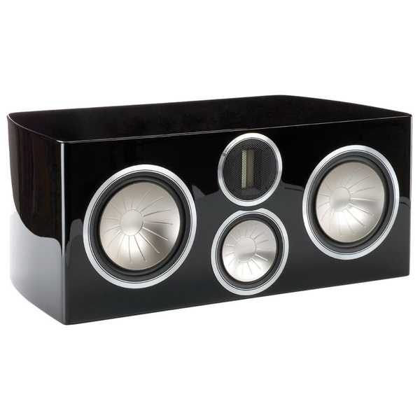 Центральный громкоговоритель Monitor Audio Gold GXC350 Piano Black (уценённый товар) центральный громкоговоритель dynaudio confidence platinum center black piano lacquer