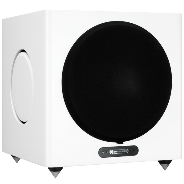 Активный сабвуфер Monitor Audio Gold W12 5G Satin White