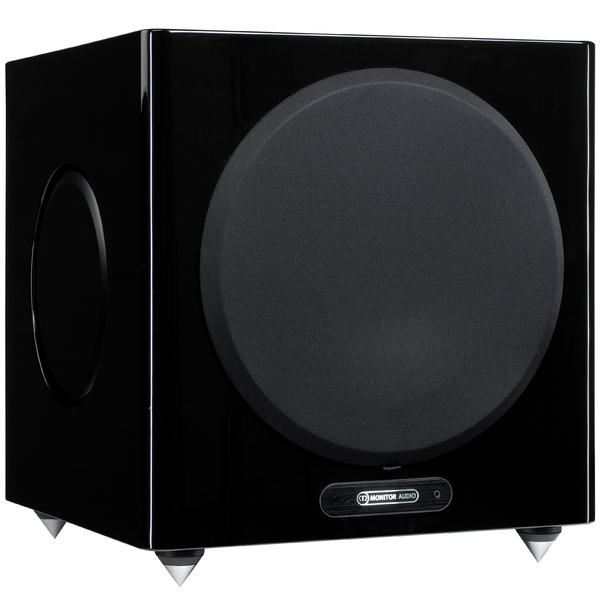 Активный сабвуфер Monitor Audio Gold W12 5G Piano Black (уценённый товар)