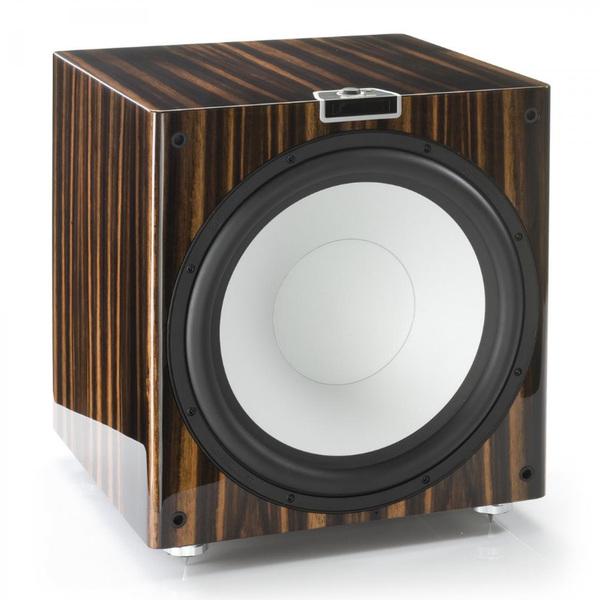 Активный сабвуфер Monitor Audio Gold W15 Piano Ebony центральный громкоговоритель monitor audio gold c150 piano black